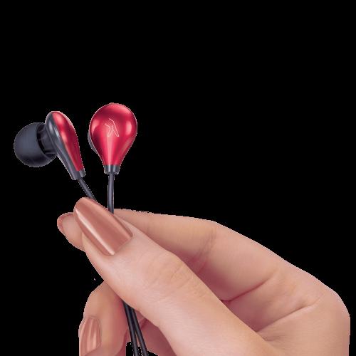 wired-earphones - Droplets