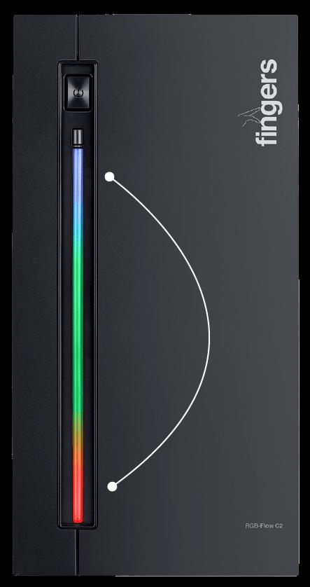 Fingers RGB-Flow-C2