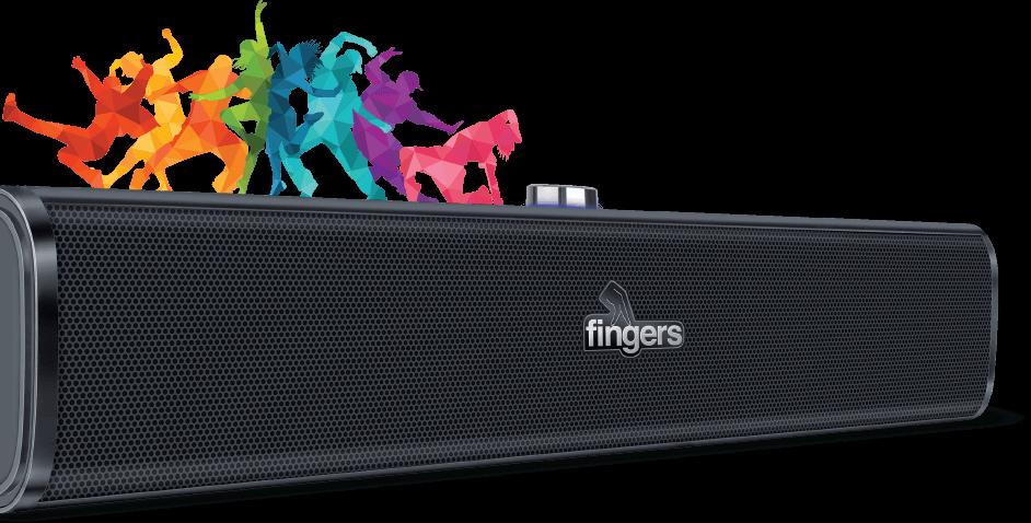 Fingers P2.0 Speaker
