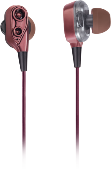 Dual Driver MusiPods W6