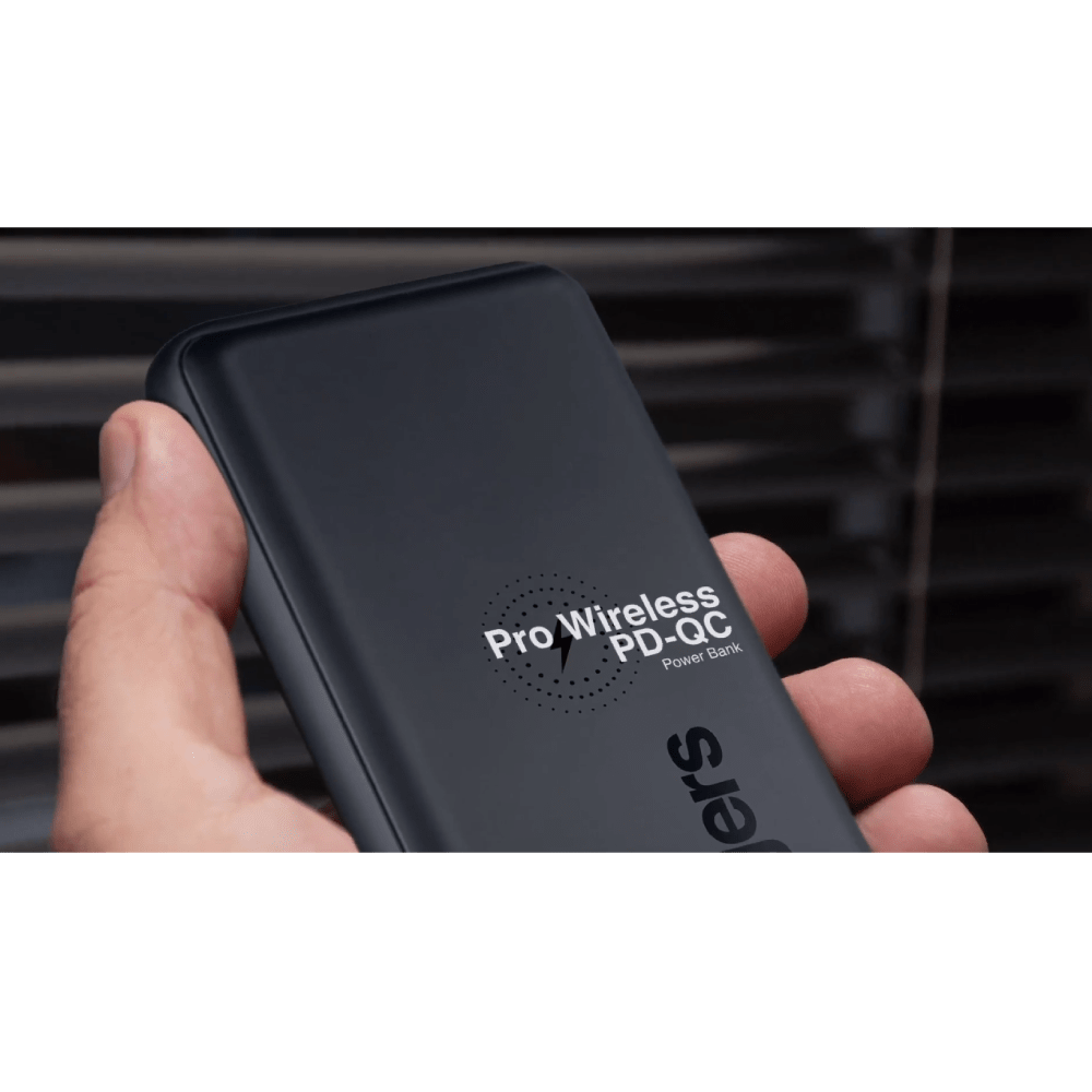Fingers Pro Wireless PD-QC - Rich Black in Power Banks
